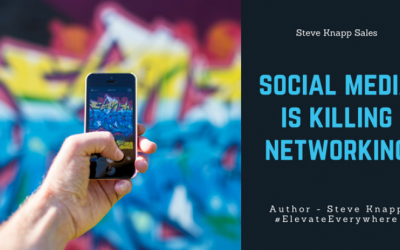 Social Media is Killing Networking
