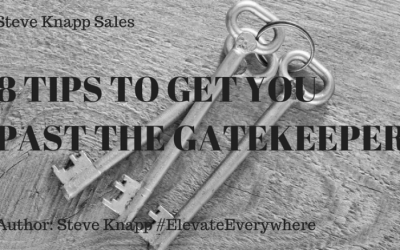 8 tips to get you past the Gatekeeper