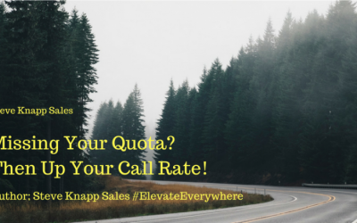 Missing Your Quota? Then Up Your Call Rate