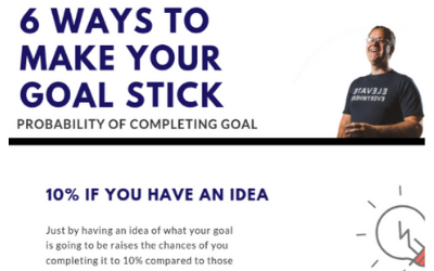 6 Ways to Make Your Goal Stick