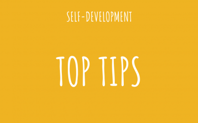 Take Ownership of Self-Development