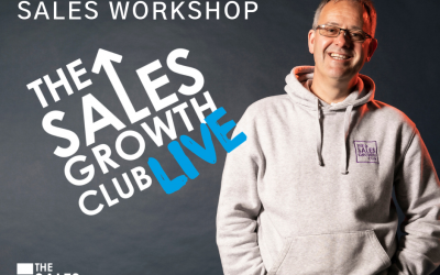 Sales training from the Sales Mindset Coach. Something for everyone!