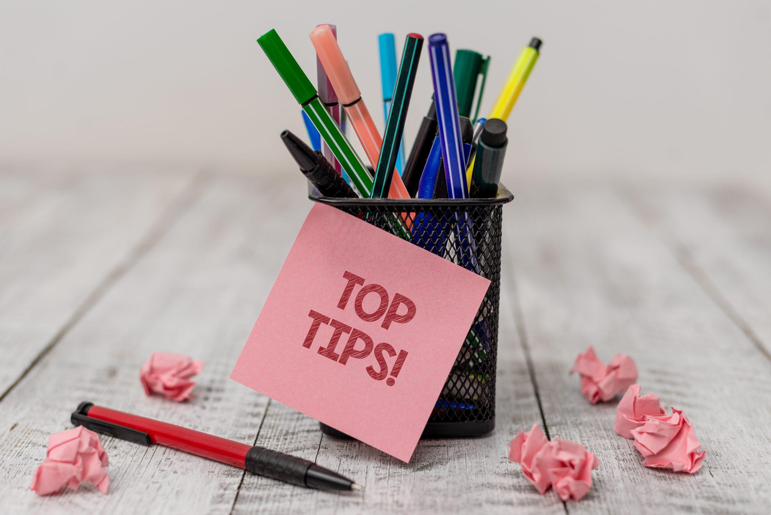 top sales tips