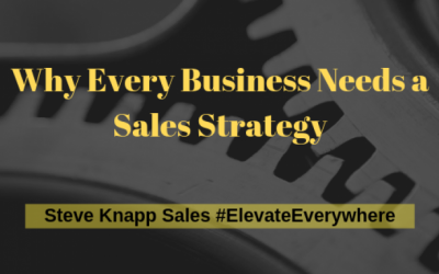 Why Every Business Needs a Sales Strategy