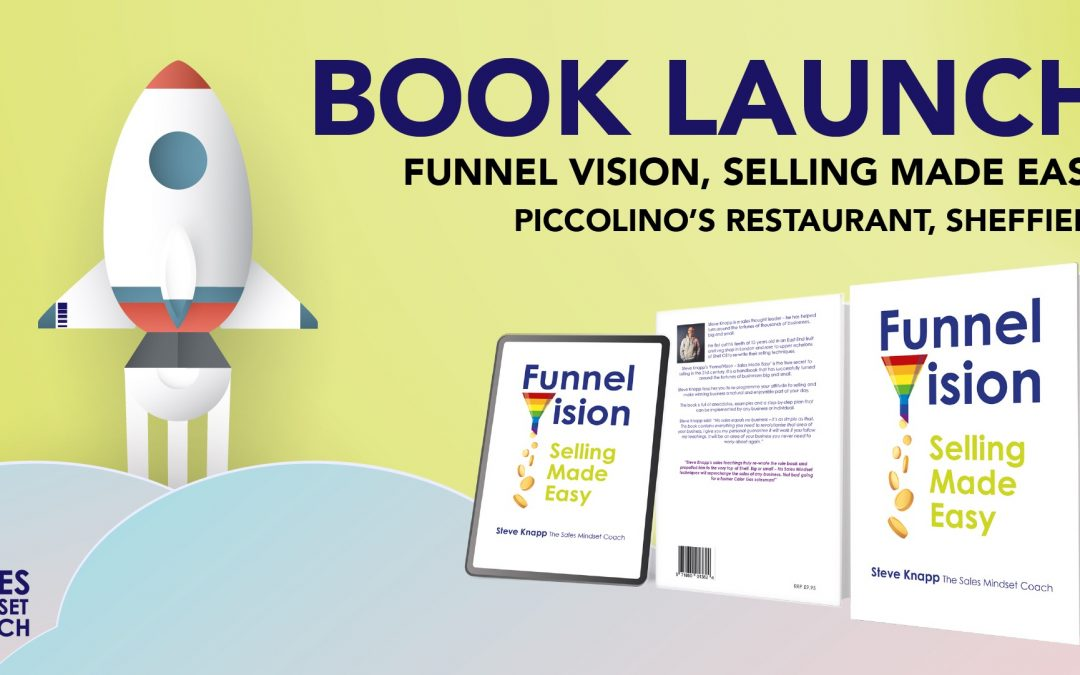 Funnel Vision: The BOOK LAUNCH announcement!