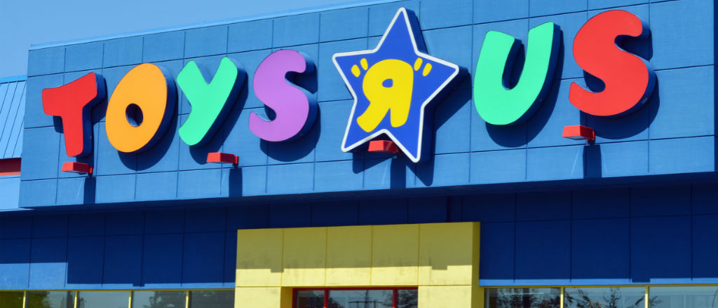 sales forecasting like Toys R Us