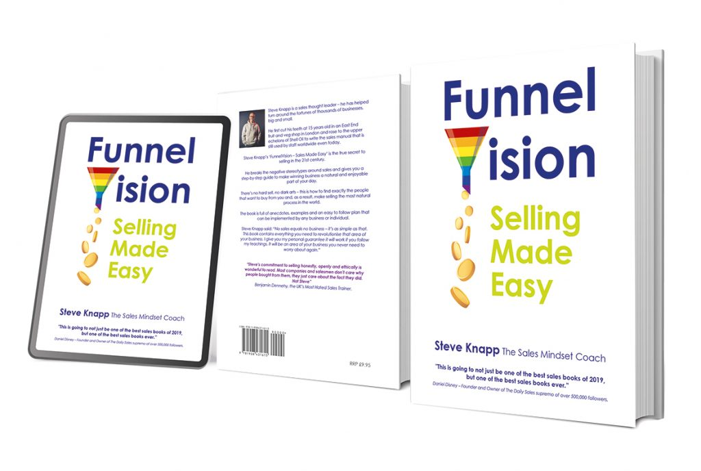 the best sales training book