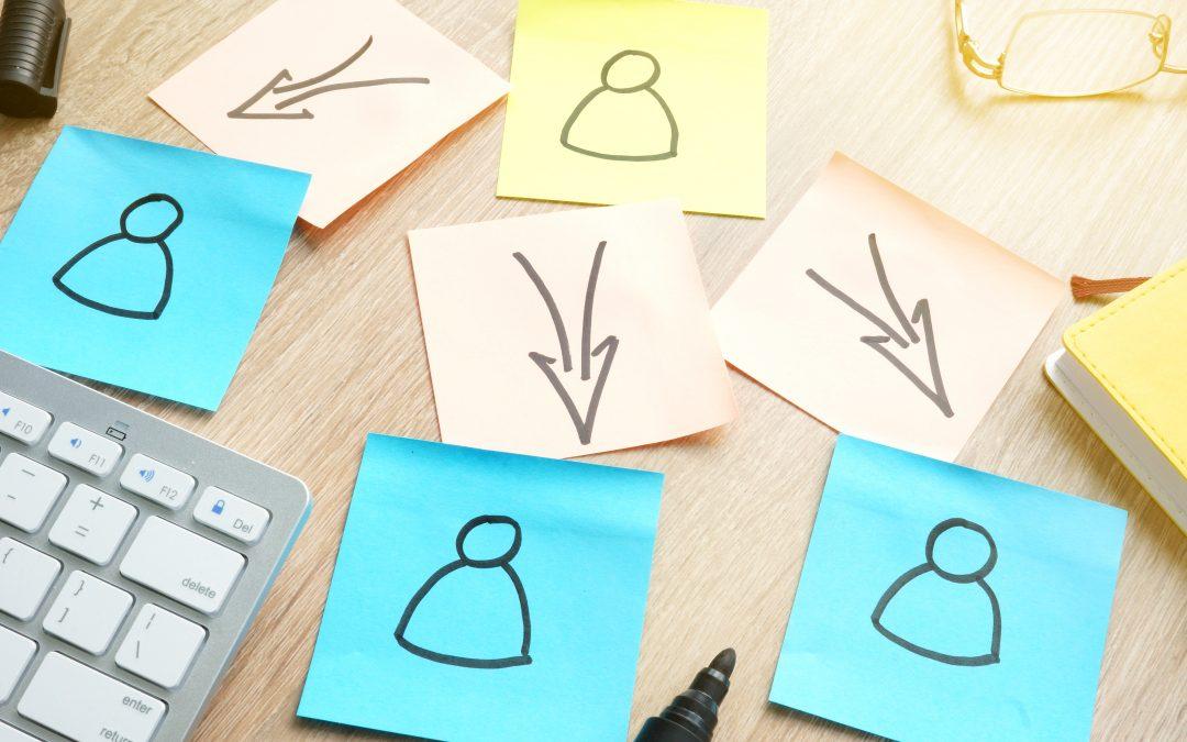 build a team through outsourcing