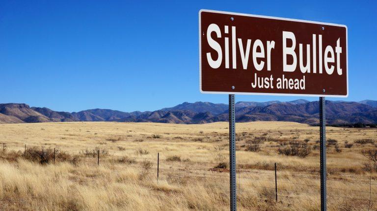 sales training silver bullet myth