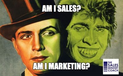Am I Sales Company or am I Marketing Company?