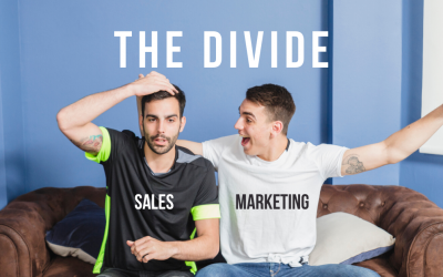The Sales and Marketing Divide