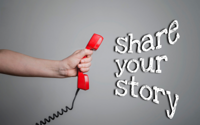 A secret in sales is to tell stories.