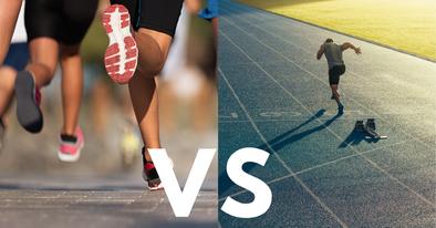 Sales and marketing a sprint or a marathon?